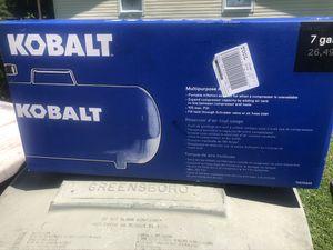 NIB Kobalt 7-Gallon Multi-Purpose Air Tank for Sale in Greensboro, NC