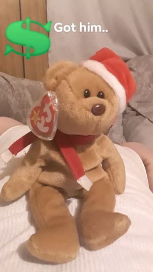 1997 Teddy Beanie Baby (Rare Errors) for Sale in Louisville, KY