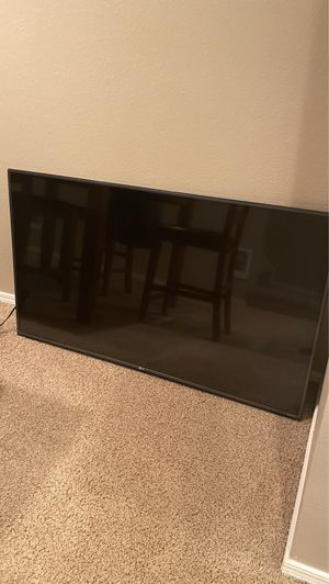 55 inch LG TV for Sale in Portland, OR