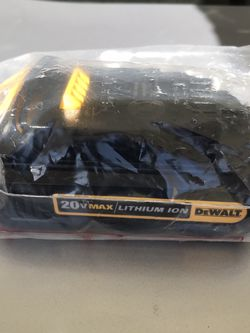 Dewalt 2Ah lithium ion battery , Brand new never used, Price Firm for Sale in San Gabriel,  CA