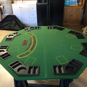 Folding Game Board With Cover for Sale in Laguna Niguel, CA