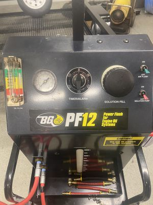 BG PF 12 Power Flash for engine oil systems for Sale in Middle River, MD