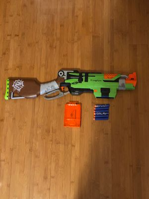 Used nerf guns with darts for Sale in HUNTINGTN BCH, CA