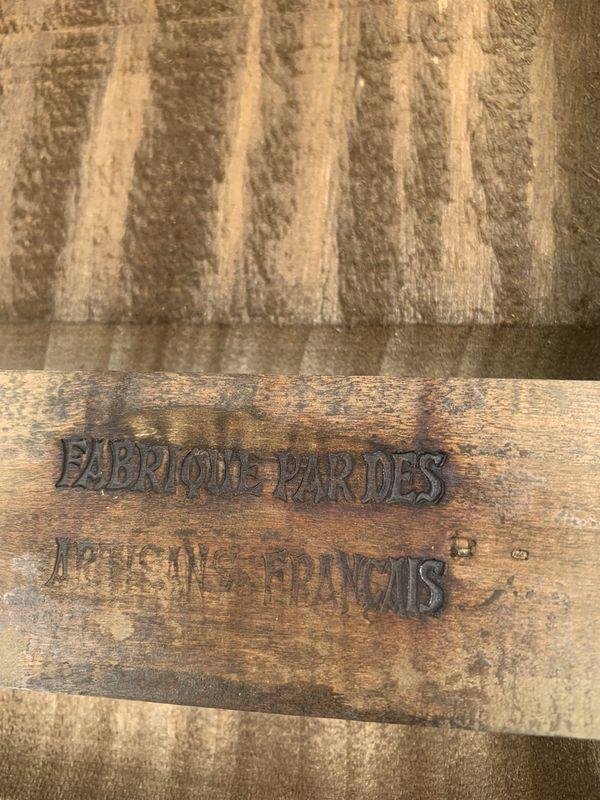 Antique French Dresk