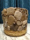 River Pebble Flower Pot for Sale in Murfreesboro, TN