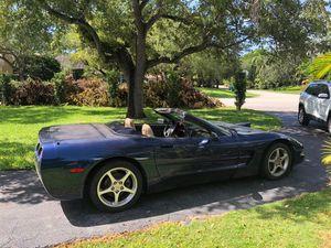 Chevy Corvette 2000 for Sale in Miami, FL