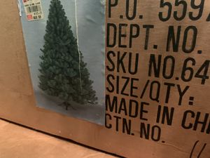 Christmas tree for Sale in Silver Spring, MD