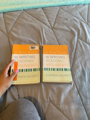 A brief guide to writing academic arguments for Sale in Eastvale, CA