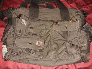 ROXY by Quicksilver over shoulder school bag with laptop case for Sale for sale  Union Grove, WI