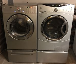 Washer and dryer set for Sale in Riverview, FL