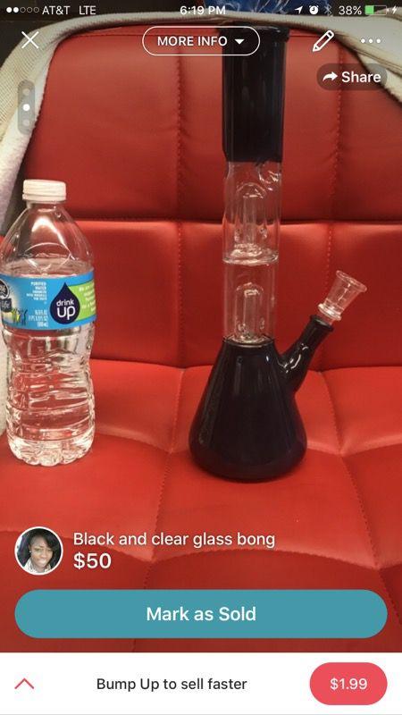 $50 bong for Sale in Birmingham, AL - OfferUp