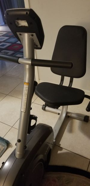 Exercise bike for Sale in Port St. Lucie, FL