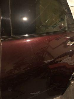 Acura MDX Parts 2007-2012 left rear door for Sale in Clackamas,  OR