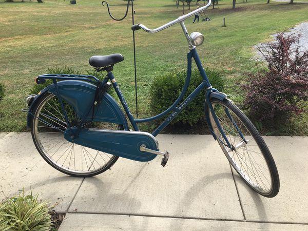 Old Dutch Bike, Original