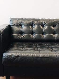 IKEA Morabo Leather Sofa for Sale in King City,  OR