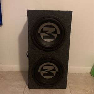 Dual Memphis Speakers for Sale in Hollywood, FL