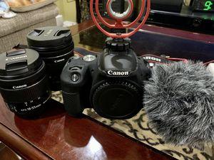 Canon EOS Rebel SL2 for Sale in Stratford, CT