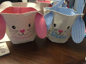 Custom Easter baskets for Sale in Elmwood Park, IL