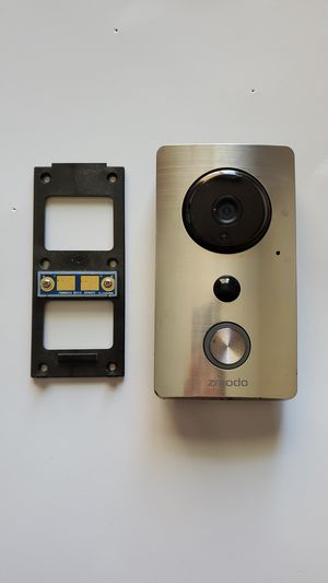 Zmodo camera doorbell for Sale in Palm City, FL
