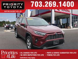 2019 Toyota Rav4 for Sale in Springfield, VA