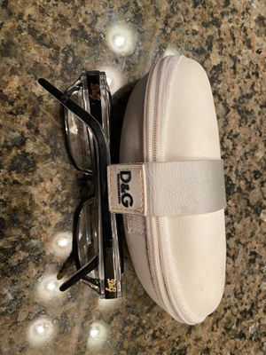 Dolce & Gabbana prescription glasses for Sale in Euless, TX
