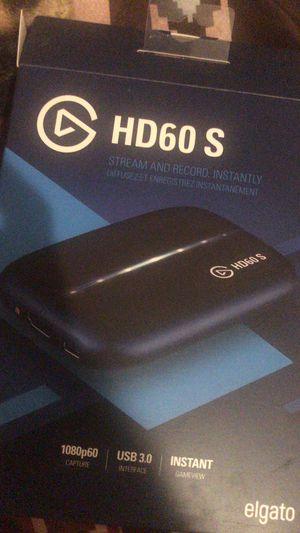 Elgato HD60 S for Sale in Covina, CA