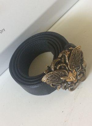 Real VERSACE belt!! for Sale in Covington, GA