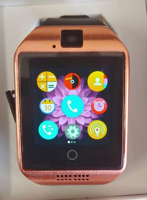 Q Series Rose Gold Smart Watch for Sale in Oklahoma City, OK