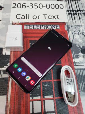 Unlocked Samsung Galaxy s9 for Sale in Seattle, WA