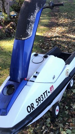 Kawasaki Stand Up Jet Ski for Sale in Boring,  OR