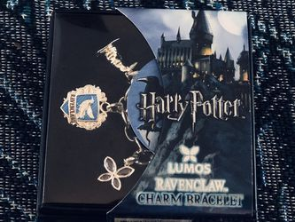 Ravenclaw Lumos Charm bracelet By The Noble Collection for Sale in Eastlake,  OH