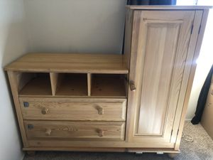 Free dresser(solid wood!!) for Sale in La Habra Heights, CA