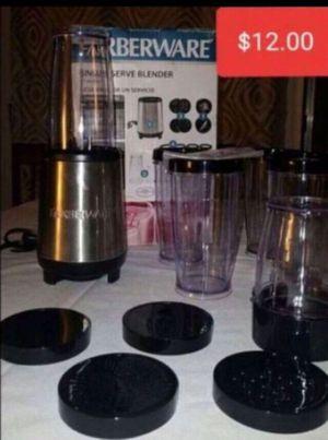 Faberware 17 piece set blender./ Faberware liquadora de 17 piezas for Sale in Moreno Valley, CA