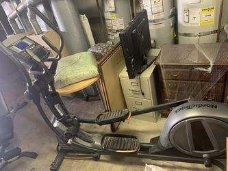 Nor do track Elliptical like new for Sale in San Francisco,  CA