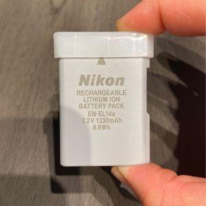 Nikon Battery for Sale in Mesa, AZ