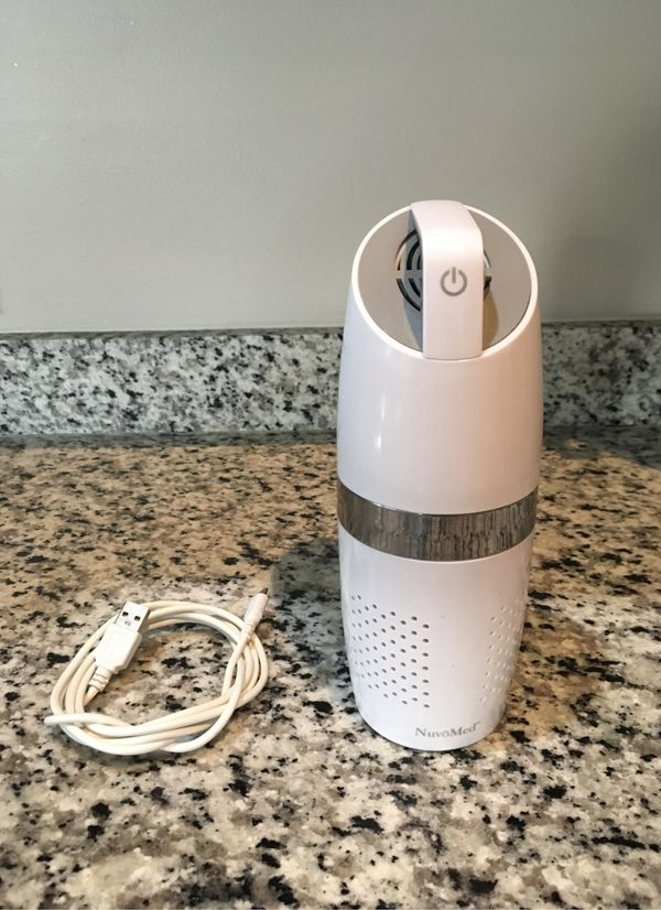 Portable Air-Purifier with HEPA Filter
