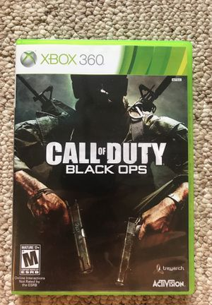 Call of Duty Black Ops for Sale in Lynchburg, VA