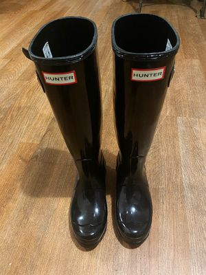 Hunter boots Size 5 for Sale in Queens, NY