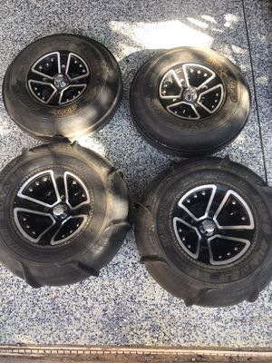Atv paddle tires for Sale in Henderson, NV