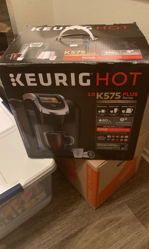 Keurig hot 2.0 for Sale in Fresno, CA