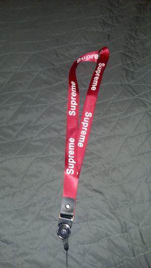 Supreme keychain for Sale in Marlboro Township, NJ