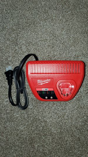Milwaukee m12 charger for Sale in Renton, WA