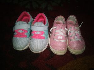 Girl's Toddler Size 8 Shoes for Sale in Lake Hallie, WI
