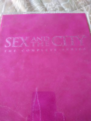Sex and the City Complete Series for Sale in Columbia, SC