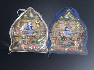 ET mini collectibles series 1 & 2 toys r us exclusive for Sale in Staten Island, NY
