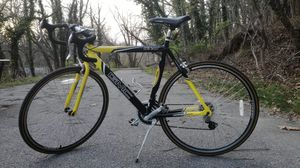 Black and Yellow GMC Denali Road Bike (56 cm) for Sale in Randallstown, MD