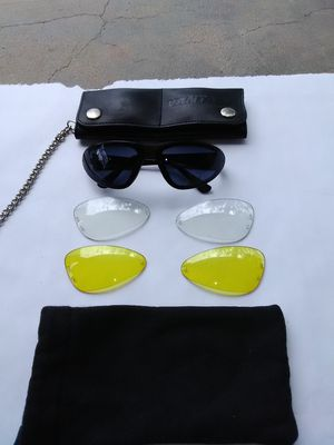 Motorcycle glasses for Sale in Albuquerque, NM