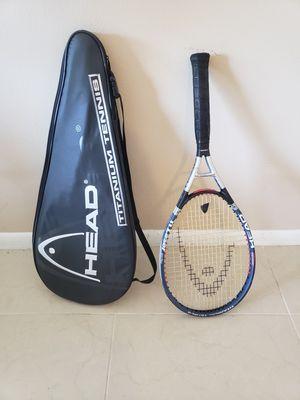 Head tennis racket for Sale in Boca Raton, FL