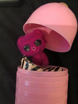 Lol Surprise fuzzy Racoon stro naut for Sale in Cranston,  RI