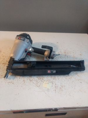 Nail Gun like new for Sale in Brooklyn Park, MD